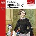 Agnes Grey Hörbuch von Anne Brontë Gesprochen von: Rachel Bavidge
