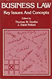 img - for Business law: Key issues and concepts (Grid series in law) book / textbook / text book