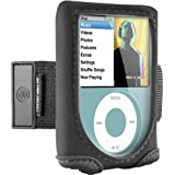 DLO DLZ28010/17 Action Jacket for iPod Nano 3G - Black