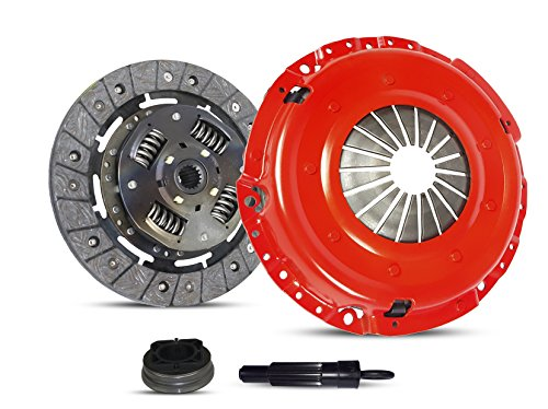 Clutch Kit Works With Dodge Plymouth Neon ACR High Line R/T Sport Expresso Style Expresso Sport 1995-1999 2.0L l4 GAS DOHC Naturally Aspirated (Stage 1; 11TH DIGIT VIN # MUST BE LETTER T) - Dodge Neon Clutch Kit