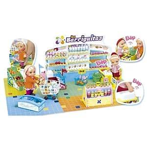 Barriguitas - Supermercado (Famosa) 700009680
