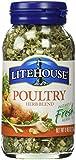 Litehouse Freeze Poultry Herb Blend (13 grams) 1 Bottle