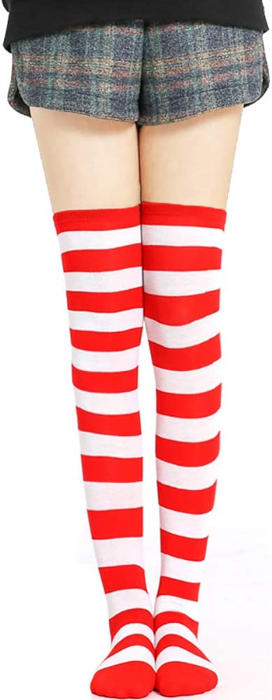 Seuss Character Costumes Accessories Adult Women Kids ZLIXING Socks for Dr Seuss Party Supplies 2 Pairs Socks for Dr