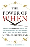 The Power of When: Discover Your Chro...
