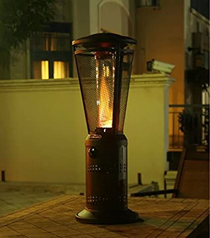 Amazon.com  Inferno Tabletop Flame Heater Stainless Steel  Garden u0026 Outdoor & Amazon.com : Inferno Tabletop Flame Heater: Stainless Steel : Garden ...