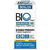 Bioglan Biohappy Probiotic 50 Billion 60 Capsules Exclusive Size