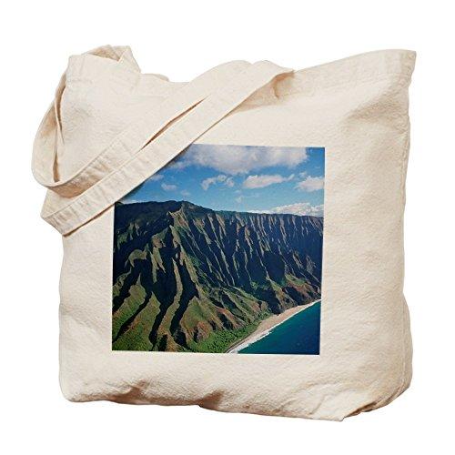 CafePress–Napali Coast, Kauai, Hawaii–Gamuza de bolsa de lona bolsa, bolsa de la compra