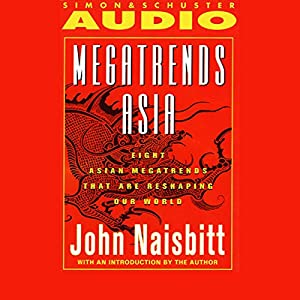 Megatrends Asia Audiobook
