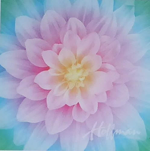 - Dream Big~Opal Flower Digital Panel 43