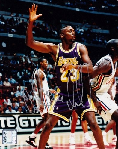 dfeb62b7b4c Cedric Ceballos Signed - Autographed Los Angeles Lakers 8x10 inch Photo