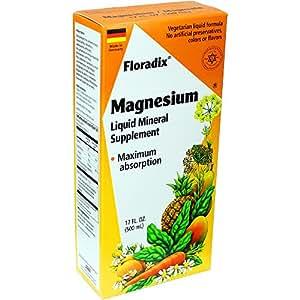 Salus-Haus - Floradix Magnesium Liquid - 17 oz