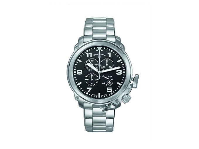 Junghans Erhard J. Aerious Cronoscopio Reloj Automático, J890, Negro, 028/4002.44: Amazon.es: Relojes