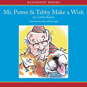 Mr. Putter and Tabby Make a Wish Audiobook