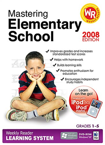 Weekly Reader Learning System Mastering Elementary School 2008 (School 2008 Learning System)