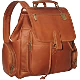 Claire Chase Uptown Regular Backpack 332 Distressed Brown
