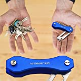 MWGEARS Compact Smart Key Holder w/ light and Tool For Sale