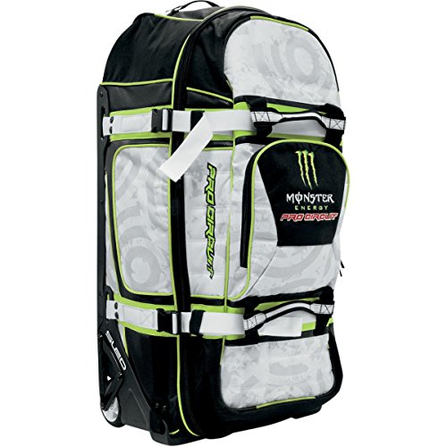Pro Circuit 55126 Monster Rig Roller Bag (Bag Wheelie Pc Rig 9800) (Circuit Gear Bag)