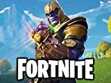 Clip: Fortnite - Thanos Dominates All! New Victory Royale Season 4 Gameplay!