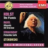 Stokowski Conducts Holst, Ravel & Stravinsky