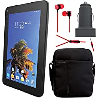 SLIDE 7 Android Tablet with Accessory Bundle - Blue