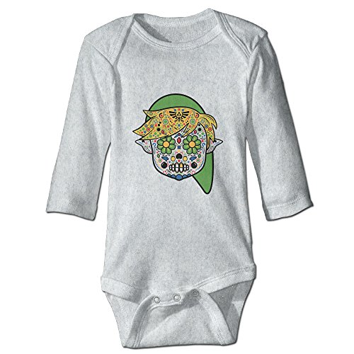 Costumes Alvin Chipmunks The Infants For And (Alexx Dia De Los Triforce Unisex Baby Jumpsuit Bodysuit Long-sleeve Playsuit Ash 18)