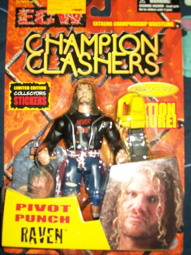 ECW CHAMPION CLASHERS- RAVEN ()