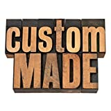 cololeaf Custom Made Pricing Adjuster for Custom-Made for Heading and Size