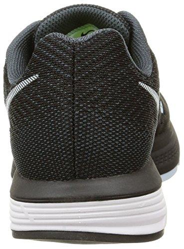 Nike Damen Air Zoom Vomero 10 Laufschuhe Schwarz (Classic Charcoal/White/Black)