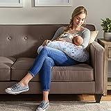Boppy Original Nursing Pillow & Positioner, Gray