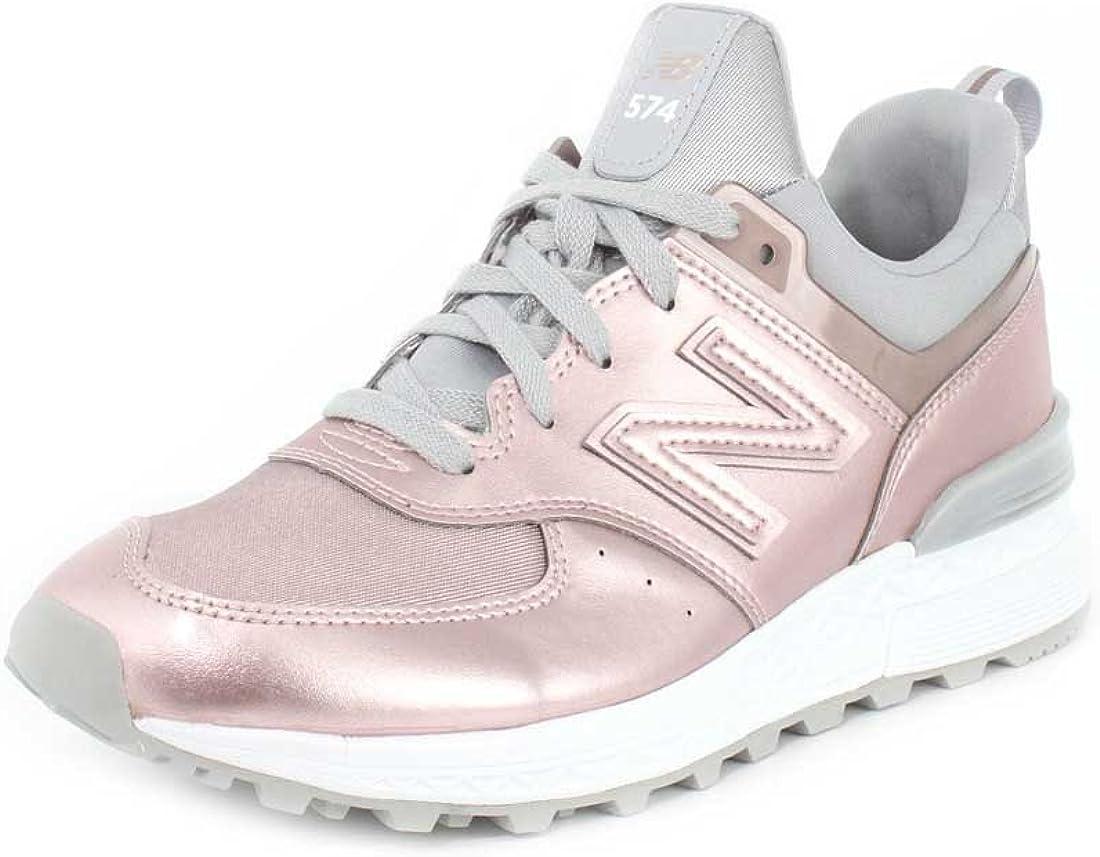 pink new balance trainers women
