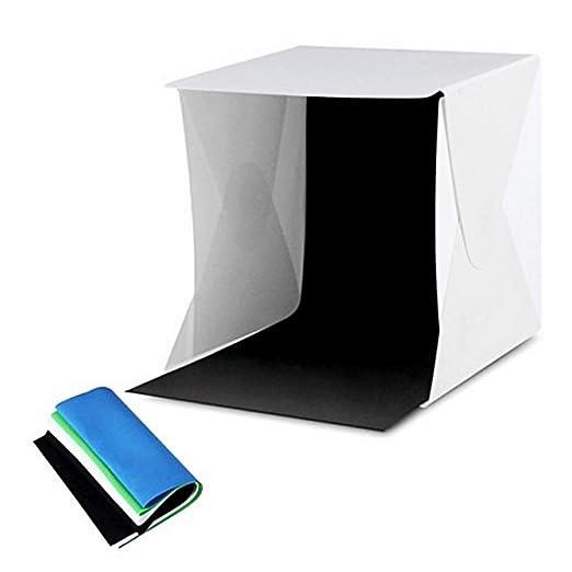 Hihey - Caja de luz Plegable portátil para cámara réflex Digital ...