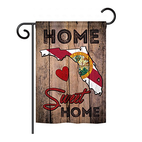 State Florida Home Sweet Home - Americana States Decoration - 13