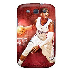 For Laurregory Galaxy Protective Case, High Quality For Galaxy S3 Chris Paul Skin Case Cover