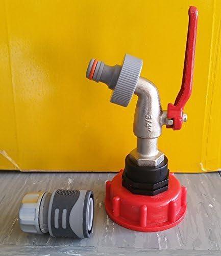 Adecuado para El Uso De Coches De Viaje De Campo No T/óxico Y De Gran Capacidad Tanque De Almacenamiento Agua Seguro 5L Bid/ón Pl/ástico con Grifo Contenedor De Agua Port/átil