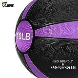 JBM Medicine Ball Slam Ball 2lbs 4lbs 6lbs 8lbs