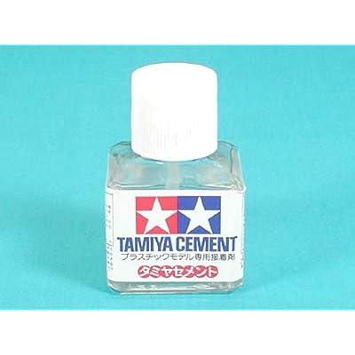 Tamiya 87003 Cement Glue 40ml: Toys & Games