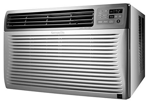 Kenmore smart 12 000 btu room air conditioner works with for 12000 btu window air conditioner kenmore