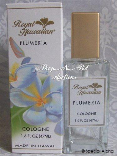 Royal Hawaiian Plumeria Cologne Mist 1.6 oz (Note NEW Size 1.6oz / 47ml)