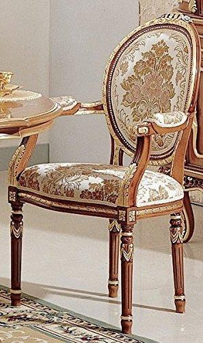 Stuhl Esszimmerstuhl Venetian Barock Rokoko Vp9938-01