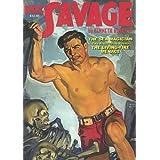 Doc Savage: The Sea Magician / The Living-Fire Menace: 8 (Doc Savage (Nostalgia Ventures))