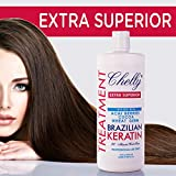 Chelly EXTRA SUPERIOR Brazilian Keratin Infused with ACAI BERRIES COCOA WHEAT GERM