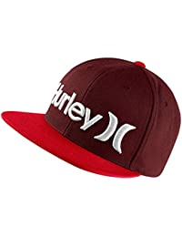 super popular 9562f 7b872 best price mens one and only snapback hat. hurley e35e3 770ad