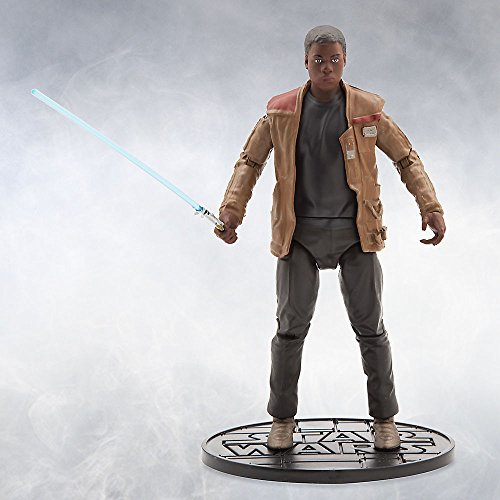 Star Wars Finn with Lightsaber Elite Series Die Cast Action Figure 6 1/2 Inch Star Wars: The Force Awakens