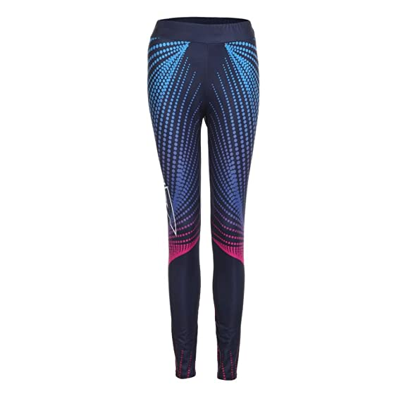 e866150695 Amazon.com: 2018 Womens 3D Print Yoga Pants Skinny Workout Gym Leggings  Fitness Sports Cropped by Topunder: Clothing