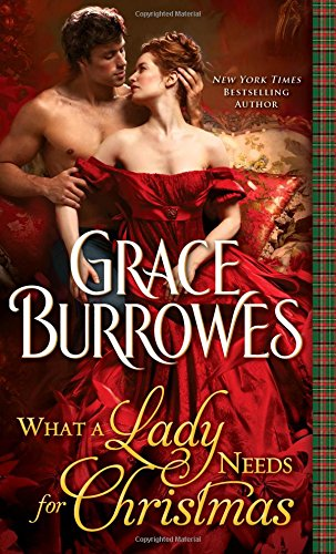 book cover of What a Lady Needs for Christmas