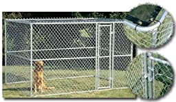 Dog Kennel Shade Cover Green 5\'8\'\'x10\'