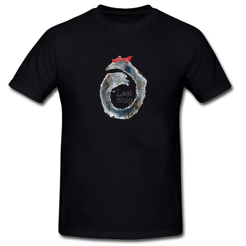 Lior The Last Ship Fashion Short Sleeve T Shirts White