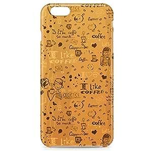 Tea Time iPhone 6s 3D wrap around Case - Design 5