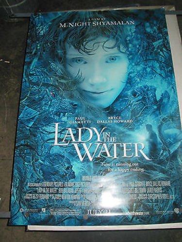 LADY IN THE WATER / ORIGINAL U.S. ONE-SHEET MOVIE POSTER (M. NIGHT SHYAMALAN)
