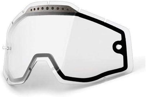 100% Lente ricambio ventilata RacecraftAccuriStrata,Bianco,Unica,Uomo